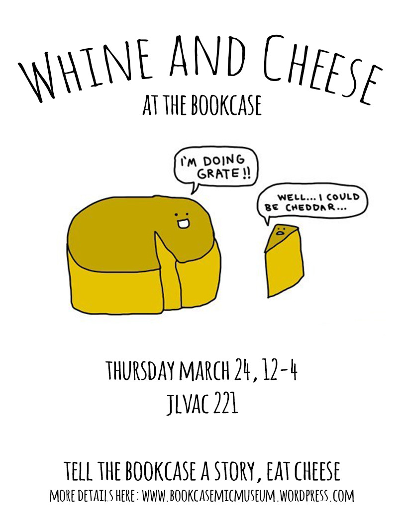 whine and cheese