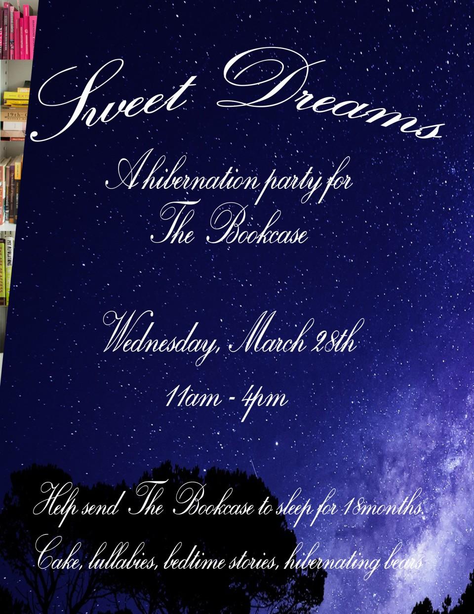 Hibernation party